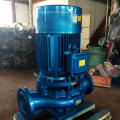 Bomba de água potável de turbina vertical movida a eletricidade