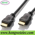 Computer Wire a Type to a Type Male HDMI Cable