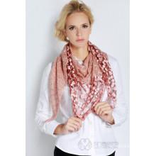 Acrylic Knitted Shawl (QT1.5)