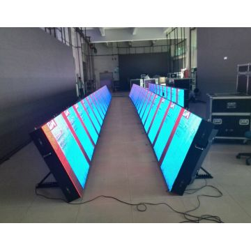 P10 Sport Perimeter TV LED Estadio Pantallas