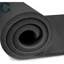 NBR Yoga Mat for Pilates Fitness And Workout