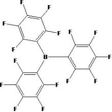 Tris (pentafluorphenyl) boran CAS-Nr .: 1109-15-5