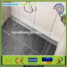 Popular Used HOT SALES In plastic floor drain polyurethane waterproofing coating composite drainage grate shower drainage set