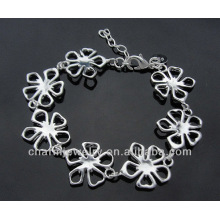 Fashion 925 silver charm bracelet for women BSS-031