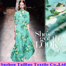 Chiffon de seda de 8mm 100% para a tela de seda do lenço