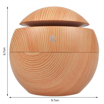 130ml Ultrasonic Aroma Essential Oil Diffuser for Office