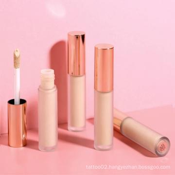 Long Lasting Private Label Water Proof Matte Concealer and Contour Foundation Vegan Makeup Concealer