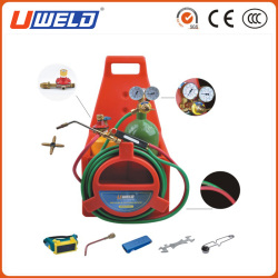 Professional Tote Oxygen Propane Welding Cutting Torch Kit