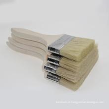 Escova de pintura a óleo de lavagem flexível de preço de atacado