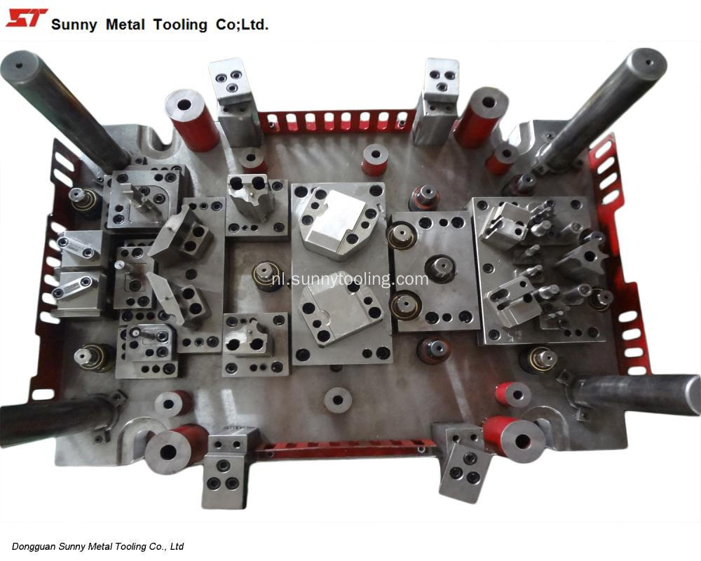 Automotive Hard Alloy Stamping Dies