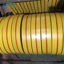 32oz 34oz Orange black yellow Flat Transmission Belt