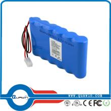 14.8V Cylinder Lithium Ion Battery for Children Battery Car (LP-140810)
