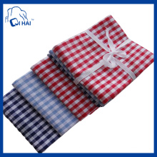 100% Cotton Yarn Grip Scotland Kitchen Towel (QHKG6650)