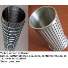 Wedge fil écran filtre à huile tube