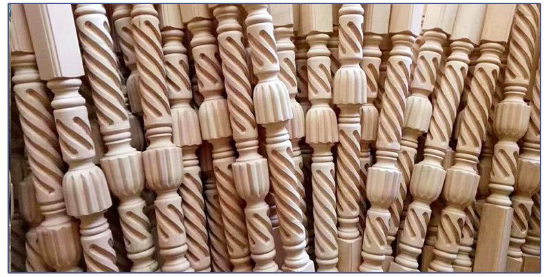 4 axis cnc wood lathe