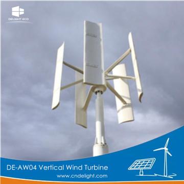DELIGHT 20KW VAWT Vertical Wind Turbine Generator Magnet