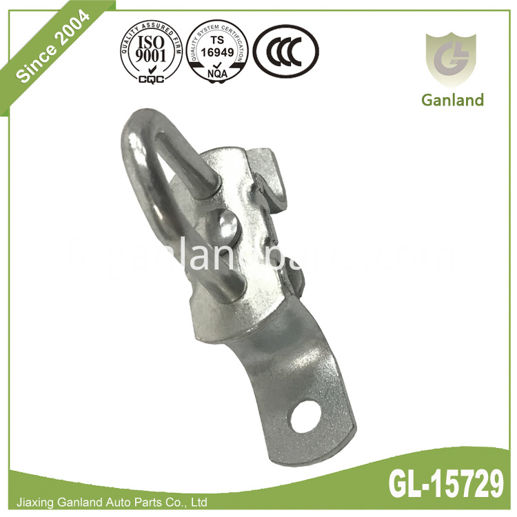 Zinc Plated Tie Down Ring GL-15729