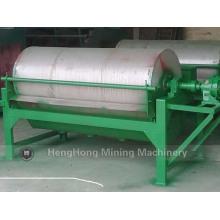 Separador magnético de la arena de la silicona del oro del hierro del alto eficiente, separador magnético primario para la venta, precio del separador magnético, minería del oro