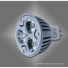 Warm White MR16 12V LED Bulbs