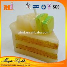 Verschiedene Modell Kuchen geformte Dekoration Kerze