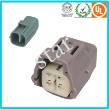 Automotive Car Wire Connector 2 Pin Nippon Denso Type Electronic Waterproof Injector Connector