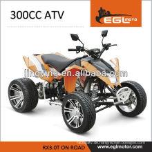 300cc Road Legal Quad Bike zu verkaufen