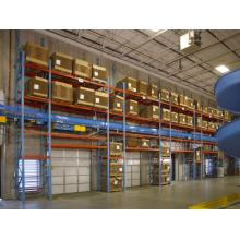 Konventionella Selective Warehouse Shelving Systems