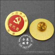 Pin de Lapela bandeira nacional, emblema personalizado (GZHY-LP-023)