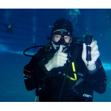 China best selling en Alibaba precio al por mayor buceo buceo lámpara buceo faro