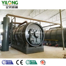Tyre to Pyrolysis Furnace Oil Plant