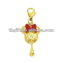 2012 fashional metal mobile phone straps