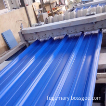 APVC Corrugated Roofing Sheets Plastic Synthetic Resin Tile