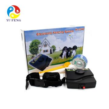 Новый питомец собака кошка электрический ошейник для W-227B Водонепроницаемый Перезаряжаемые Электронная система забор