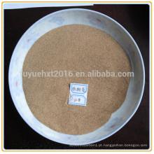 Escudo de noz de grande qualidade para lapidar e polir