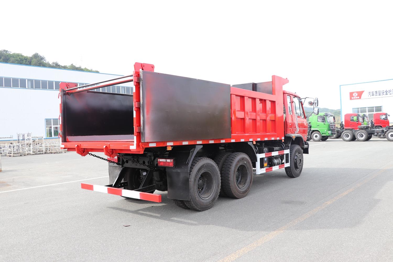 6×4 dump truck (3)