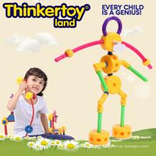 Brinquedos educativos pré-escolares plásticos inteligentes