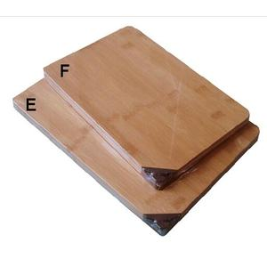 Custom Bamboo Chopping Board With Sharpener