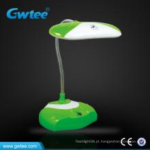 Recicl recarregável luzes de leitura da mesa com painel de toque switch