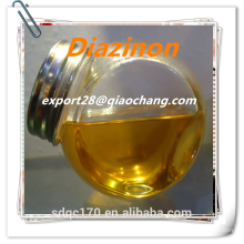 Agrochemical Diazinon Insecticide 95% TC 60% EC CAS: 333-41-5