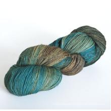 Wool Nylon Blended Yarn Fancy Yarn on Sale in China