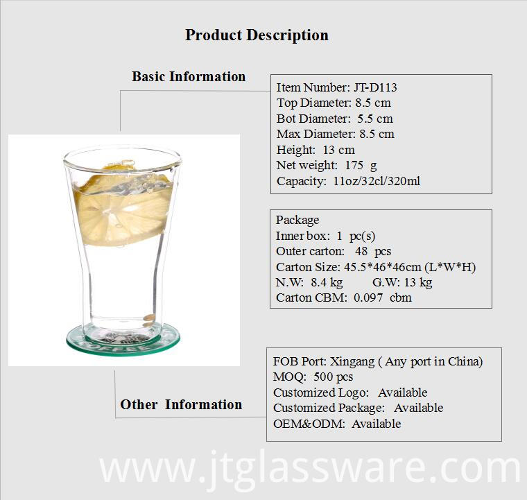 JT-D101 Glass Coffee Cup (13)