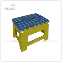 Stabiler Plastikmischfarben-faltbarer Stuhl