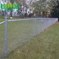 Galvanized+chain+link+diamond+mesh+fence+for+sale