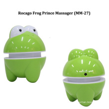 Handheld Cute Mini Frog Vibration Body Massager