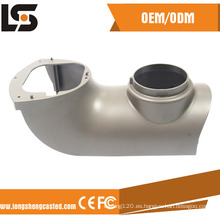 La carcasa de la máquina de zumo de aluminio a presión piezas de fundición