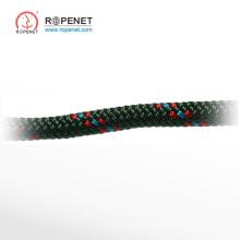 Cuerda colorida del yate de la trenza del ocio para la venta caliente