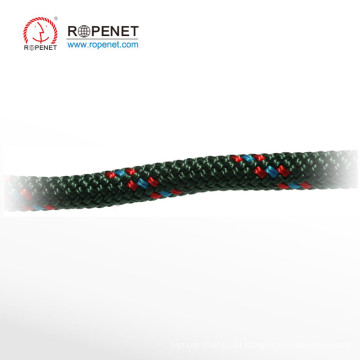 Corda de iate de Braid de lazer colorido para venda quente