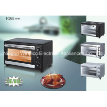 9-Slice Rotiserrie Convection Countertop Toaster Oven