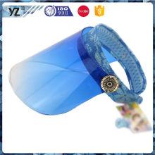 Фабрика продажа модный стиль моды пластиковые солнцезащитный козырек крышка Китай оптом