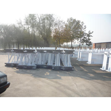 Steel Structure Welded H Beams, H Section Steel (XGZ-14)